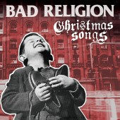 Bad Religion - Christmas Songs (Clear with Red) Vinyl LP