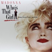 Madonna - Who's That Girl LP
