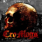 """Cro-Mags - From The Grave 7"""" Vinyl"""