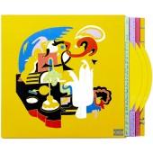 Mac Miller - Faces (Yellow) 3XLP Vinyl