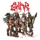 GWAR - Scumdogs Of The Universe (Red) Vinyl LP