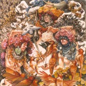Baroness - Gold & Grey 2XLP Vinyl