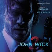Tyler Bates - John Wick: Chapter 2 (Original Soundtrack) 2XLP
