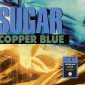 Sugar - Copper Blue (Clear) LP