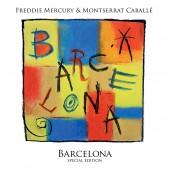 Freddie Mercury - Barcelona LP