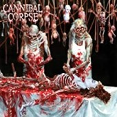 Cannibal Corpse - Butchered At Birth (Clear)