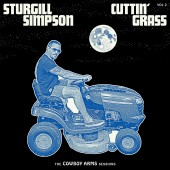 Sturgill Simpson - Cuttin' Grass - Vol. 2 (cowboy Arms Sessions) LP