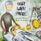 Our Lady Peace - Spiritual Machines 2XLP vinyl