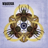 Kylesa - Ultraviolet LP (Gold)