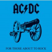 AC/DC - For Those About To Rock, We Salute You LP