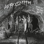 Aerosmith - Night in the Ruts Vinyl LP