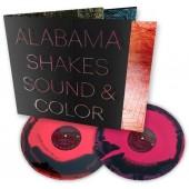 Alabama Shakes - Alabama ShakesSound & Color (Pink, Black, Magenta) 2XLP Vinyl