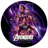 Alan Silvestri - Avengers: Endgame (Picture Disc) Vinyl LP