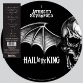 Avenged Sevenfold - Hail To The King (Picture Disc) 2XLP vinyl
