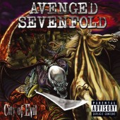 Avenged Sevenfold - City Of Evil LP