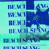 Beach Slang - A Loud Bash Of Teenage Feelings (White/Blue) LP
