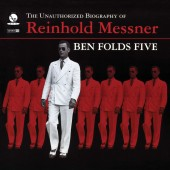 Ben Folds Five - The Unauthorized Biography of Reinhold Messner LP