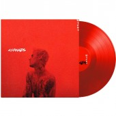 Justin Bieber - Changes (Red) 2XLP vinyl