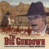 Ennio Morricone - The Big Gundown (Original Motion Picture Soundtrack) 2XLP