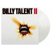 Billy Talent - Billy Talent II (White) 2XLP