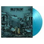 Billy Talent - Dead Silence ('Crystal Water' Blue) 2XLP Vinyl.