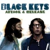 The Black Keys - Attack & Release LP + CD