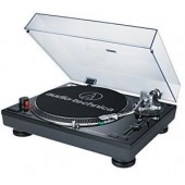 Audio Technica AT-LP120Bk-USB Black