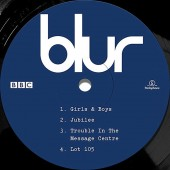 "Blur - Live At The BBC 12"" EP Vinyl"