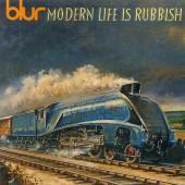 Blur - Modern Life Is Rubbish 2XLP