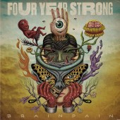 Four Year Strong - Brain Pain Vinyl LP