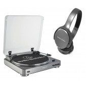 Audio Technica - AT-LPH-Pack Bundle