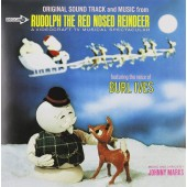 Burl Ives - Rudolph the Red-Nosed Reindeer LP