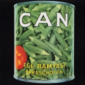Can - Ege Bamyasi Green Vinyl LP