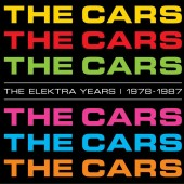 The Cars - The Elektra Years 1978 - 1987 6XLP Boxset