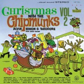 Various Artists - Christmas With The Chipmunks, Vol. 2 LP vinyl