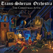 Trans-Siberian Orchestra - The Christmas Attic (20th Anniversary Limited White) 2XLP