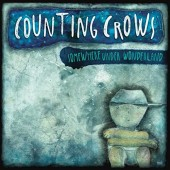 Counting Crows - Somewhere Under Wonderland Blue Vinyl LP