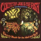 Country Joe & the Fish - Electric Music For The Mind And Body LP