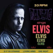 Danzig - Sings Elvis Vinyl LP