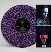 Danzig -  Sings Elvis (Purple Leopard Picture Disc) Vinyl LP