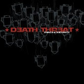 Death Threat - Peace & Security LP