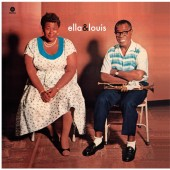 Ella Fitzgerald, Louis Armstrong - Ella And Louis LP