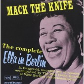 Ella Fitzgerald - Mack The Knife: Ella In Berlin LP