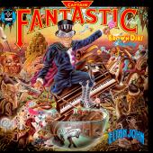 Elton John - Captain Fantastic and The Brown Dirt Cowboy LP