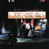 Elton John - Don't Shoot Me I'm Only The Piano Player LP