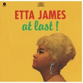 Etta James - At Last [Import] LP