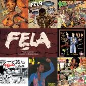 Fela Kuti - Vinyl Box Set 4 Compiled by Erykah Badu (Boxset) Vinyl