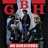 GBH - No Survivors (Red) LP