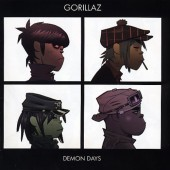 Gorillaz - Demon Days 2XLP Vinyl