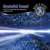 Grateful Dead - Dick's Picks Volume 34 (Community War Memorial, Rochester, NY 11/5/1977) 6XLP vinyl